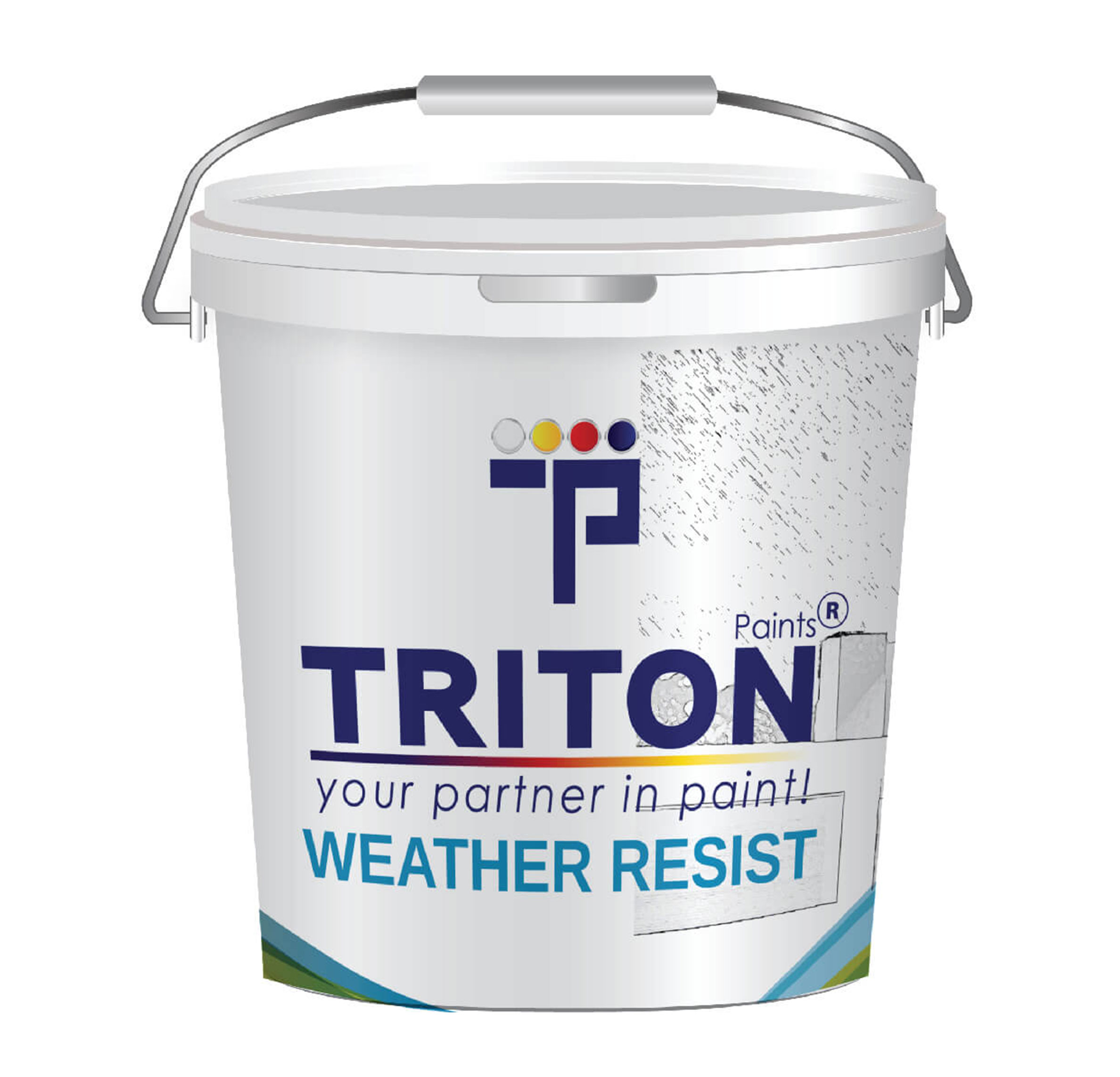 Weather resist emulsion